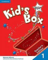 Kid s Box American English Level 1 Teacher s Edition PDF