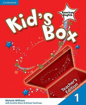 Kid s Box American English Level 1 Teacher s Edition