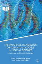 The Palgrave Handbook of Quantum Models in Social Science