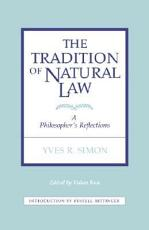 The Tradition of Natural Law