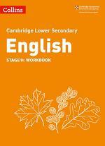 Collins Cambridge Lower Secondary English – Lower Secondary English Workbook: Stage 9