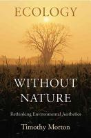 Ecology Without Nature PDF