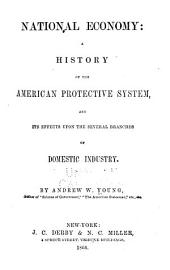 National Economy: A History of the American Protective System, and Its Effects Upon the Several Branches of Domestic Industry