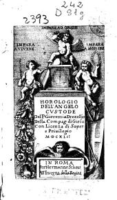 Horologio dell'angelo custode