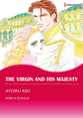 THE VIRGIN AND HIS MAJESTY: Harlequin Comics