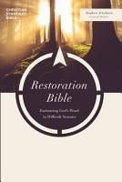CSB Restoration Bible  Trade Paper PDF
