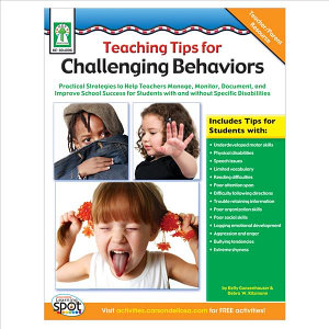 Teaching Tips for Challenging Behaviors PDF