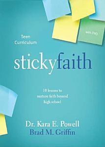 Sticky Faith Teen Curriculum Book