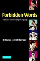 Forbidden Words PDF
