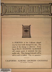 California Fruit News: Volume 58, Issue 1576