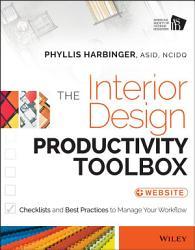 The Interior Design Productivity Toolbox Book PDF