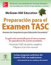 McGraw-Hill Education Preparación para el Examen TASC