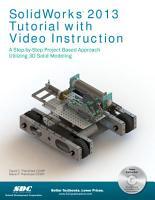 SolidWorks 2013 Tutorial PDF