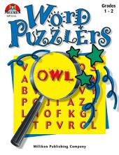 Word Puzzlers - Grades 1-2