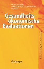 Gesundheitsökonomische Evaluationen: Ausgabe 3
