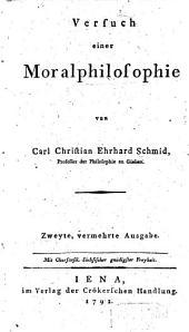 Versuch einer Moralphilosophie