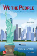 Looseleaf For We The People An Introduction To American Government