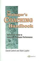 The Manager s Coaching Handbook PDF