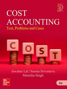 Cost Accounting  Text  Problems and Cases PDF