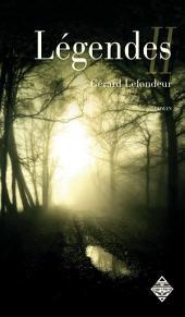 Légendes - Livre second: Thriller fantastique