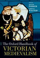 The Oxford Handbook of Victorian Medievalism PDF