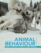 An Introduction to Animal Behaviour: Edition 6