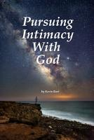 Pursuing Intimacy With God PDF