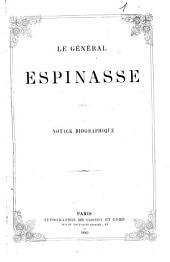 Le général Espinasse (notice biographique)