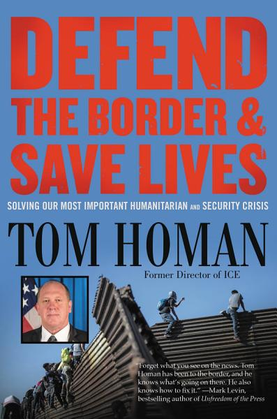 Download Defend the Border and Save Lives Book