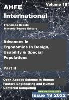 Advances in Ergonomics In Design  Usability   Special Populations  Part II PDF