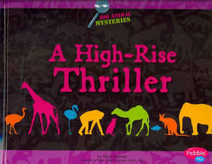 High Rise Thriller Book