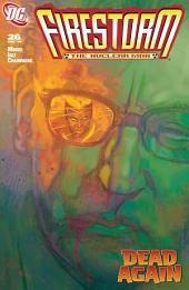 Firestorm: The Nuclear Man (2006-) #26