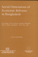 Social Dimensions of Economic Reforms in Bangladesh PDF