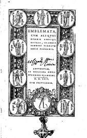 Emblemata, cum aliquot nummis antiqui operis, Ioannis Sambuci Tirnauiensis Pannonii