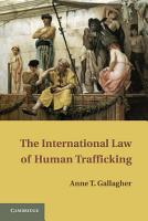 The International Law of Human Trafficking PDF