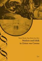 Medizin und Ethik in Zeiten von Corona PDF