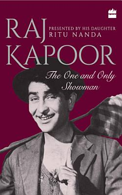 Raj Kapoor  The One and Only Showman PDF