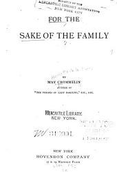 For the Sake of the Family: A Novel