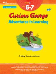 Curious George Adventures in Learning, Grade 1