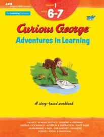 Curious George Adventures In Learning Grade 1