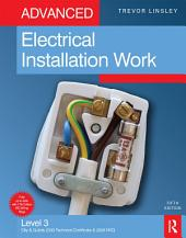 Advanced Electrical Installation Work: Edition 5