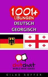 1001+ Übungen Deutsch - Georgisch