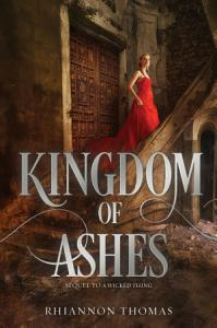 Kingdom of Ashes Book