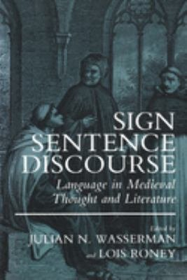 Sign  Sentence  Discourse PDF