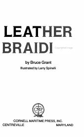 Leather Braiding PDF