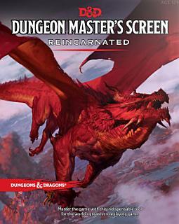 Dungeon Master s Screen Reincarnated Book