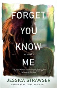 Forget You Know Me Book