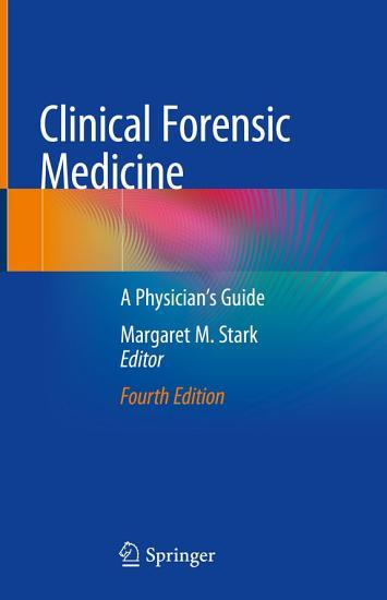 Clinical Forensic Medicine PDF