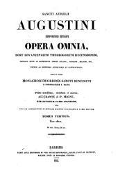 Patrologiae latina cursus completus ... series prima: Volume 35
