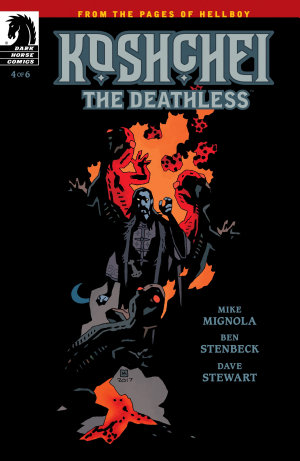 Koshchei the Deathless  4